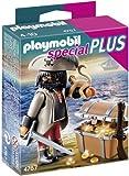 Playmobil Especiales Plus 4767 - Pirata con cofre del tesoro (4767) -...