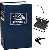 alles-meine.de GmbH XL - Spardose / geheimer Tresor - Safe -  English Dictionary / englisches Wör..