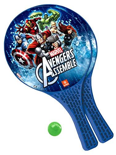 Mondo 15006 - racchetta avengers assemble + pallina
