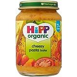 Hipp Organique Pâtes De Fromage Pâtisseries 7 + Mois 190G - Lot De 2