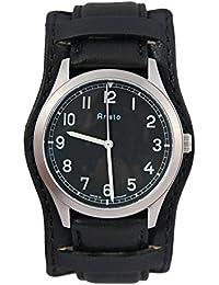 Aristo automático para hombre reloj de pulsera RLM réplicas de 7h89