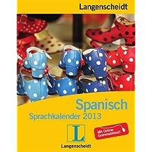Langenscheidt Sprachkalender 2013 Spanisch - Abreißkalender