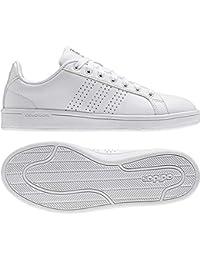 new style 2b7d9 2dda5 adidas Damen Cloudfoam Advantage Clean W Gymnastikschuhe