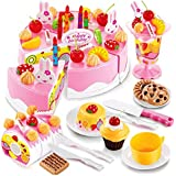 Webby Musical DIY Birthday Cake Toy (75 Pieces)
