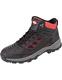 Lee cooper LCSHOE091 BLACK 8 - Tamaño lcshoe091 8 s3 bota de seguridad ropa de trabajo - negro