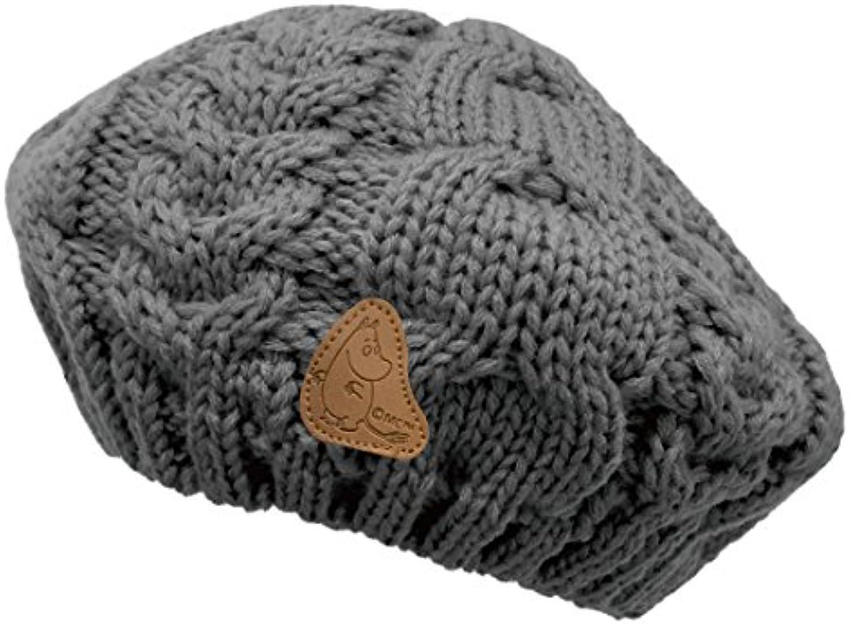 Moomin Parent Knit Beret Moomin grigio Parent Moomin 0aac2b ... f133b8e5ed19