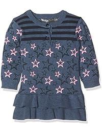 Dirkje Baby Girls' Knitted Party Dress
