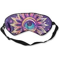 Comfortable Sleep Eyes Masks Cool Eye Flowers Pattern Sleeping Mask For Travelling, Night Noon Nap, Mediation... preisvergleich bei billige-tabletten.eu
