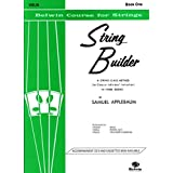 String Builder 1 (violin) --- Violon - Applebaum, Samuel --- Alfred Publishing