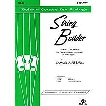 String Builder 1 (violin) --- Violon - Applebaum, Samuel --- Alfred Publishing