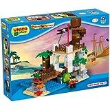 Androni Unico Plus 8533 - Torre para construir (116 piezas), diseño de piratas