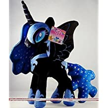 MON PETIT PONEY / MY LITTLE PONY - PELUCHE PRINCESS LUNA NIGHTMARE MOON / PRINCESS SELENA 30 cm