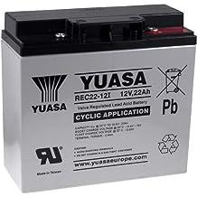 Kompatibler Accu Rasenmäher 92-13H 12V Ersatz Batterie wiederaufladbar
