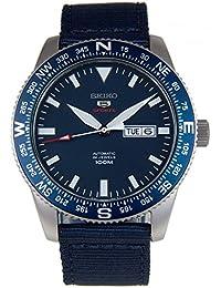 Montre Seiko Seiko 5 Military Srp665k1 Homme Bleu