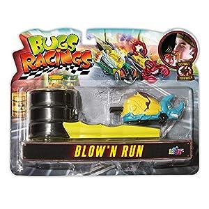 Toy Partner Bugs Racings con Lanzador Surtidos, Multicolor (09149)