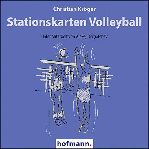 Stationskarten Volleyball