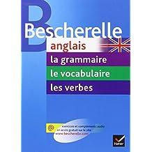 Bescherelle Anglais (le coffret): La grammaire - Les verbes - Le vocabulaire