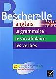 bescherelle anglais le coffret la grammaire les verbes le vocabulaire