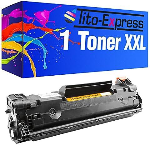 PlatinumSerie® Toner-Patrone XL Schwarz für HP CE285A 85A Laserjet M1130 MFP M1132 MFP M1136 MFP M1210 MFP M1212 NF P1002 P1002 W P1002 WL P1100 P1101 P1102 P1102 W P1103 P1104 P1104 W P1106 P1106 W P1108 Laserjet Pro M1132 M1136 M1212 P1100 P1101 P1102 P1103 P1104 P1104 W P1106 P1106 W P1108