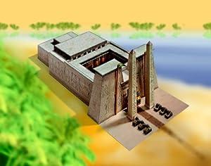 aue-verlag 46x 20x 19cm, funda de almohada Templo Modelo Kit