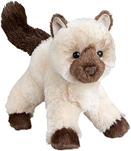 Cuddle Toys 4026-20cm de Largo, mapas Calico Cat Plush Juguete