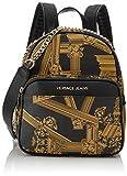 Versace Jeans Couture Bag, femme, Noir (Nero), 13x25,5x22 cm (W x H L)