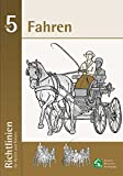 Richtlinien für Reiten und Fahren / Richtlinien für Reiten und Fahren - Band 5