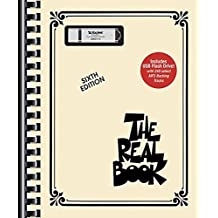The Real Book: Incluse une clé USB Flash Drive contenant une sélection de 240 play-along en MP3