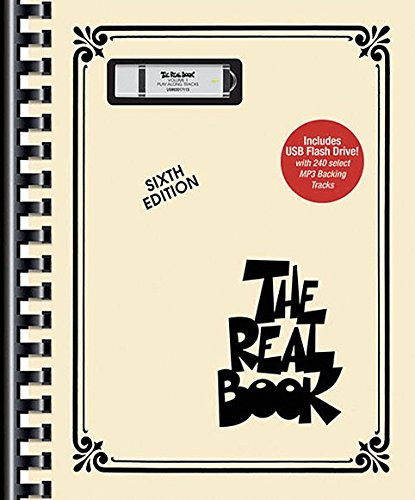 The Real Book Play-Along: Volume I Sixth Edition C Instruments (Book / USB): Noten für (Real Books (Hal Leonard)) -