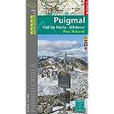Puigmal - Val de Nuria - Ulldeter 1: 25.000: VALL DE NÚRIA. ULLDETER (SERIE E 25 - 1/25.000)