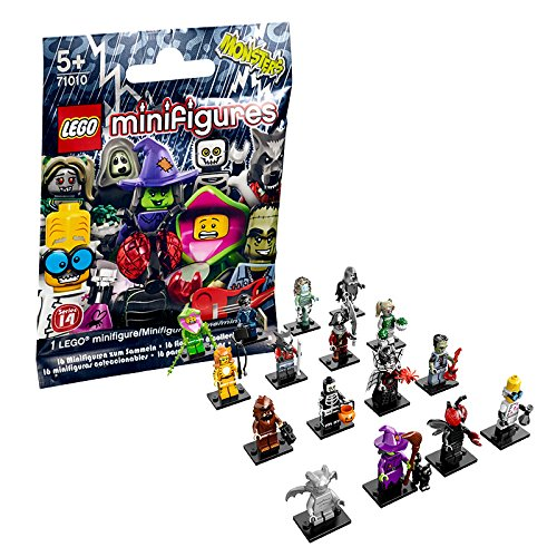 LEGO Minifigures71010 - Assorted monsters: random colors / models