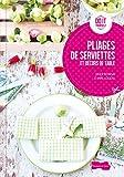 Pliages de serviettes et décors de table