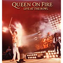 Queen on Fire-Live at the Bowl [Vinyl LP]