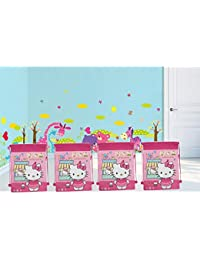 Kids Cartoon Haversack Bags For Kids, Boys Or Girls To Keep B'day Return Gifts (Pack Of 6 Pcs.)