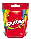 Skittles Fruits Beutel, 7er Pack (7 x 174 g)
