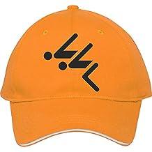 Gorra plana a lo largo del sombrero gorra de béisbol Casual sombreros ... c4fa563ddc1