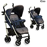 Buggy ICOO Pace - Dressblue
