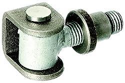 Gah-alberts 418304 Torband, Verstellbar, Feuerverzinkte Augenschraube, Verbindungsbolzen Und Sicherungsring Aus Edelstahl, Gewinde: M16