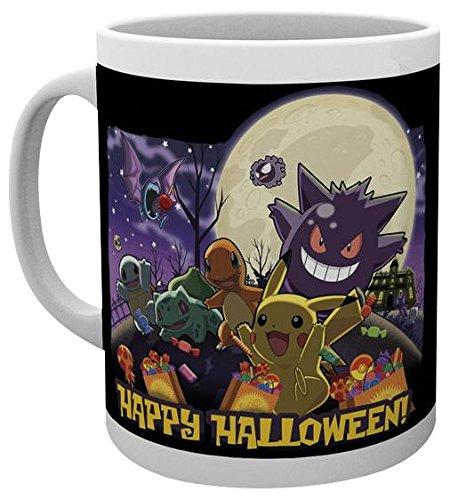 Pokemon-Happy-Halloween-Tazas