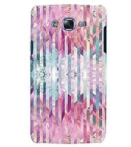 Citydreamz Vertical Stripes Hard Polycarbonate Designer Back Case Cover For Samsung Galaxy J5 2016 /J56/J510