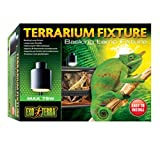Exo Terra PT2240 Lampenhalteru, schwarz