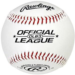 Rawlings Freizeit-Baseball OLB3, 9, 1 Stk.