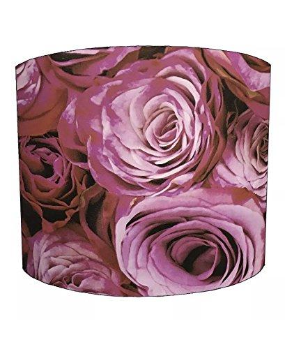 DELPH DESIGN LIGHTING LTD 30,5cm Table Multi-tonal Pink Roses Lampshades (Rose Tonal)