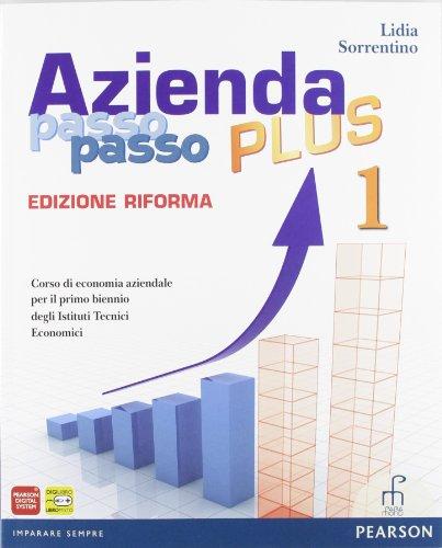 Azienda passo passo plus. Con espansione online. Per le Scuole superiori: 1