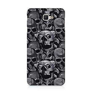 Hamee Designer Printed Hard Back Case Cover for Samsung Galaxy A9 Pro Design 4478