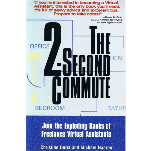 The 2-Second Commute  Audiolibri