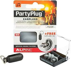 alpine partyplug ohrst psel f r musik konzerte. Black Bedroom Furniture Sets. Home Design Ideas
