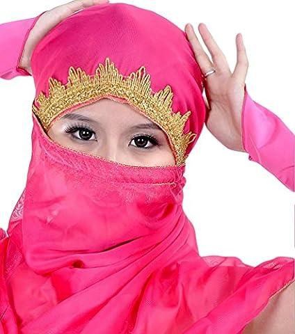 Halloween Costumes De Bollywood Halloween Costume - YiJee Costume Danse Danseuse Ventre Voile Orientale