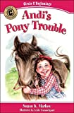 Andi's Pony Trouble (Circle C Beginnings #1) by Susan K. Marlow (2010-10-26)
