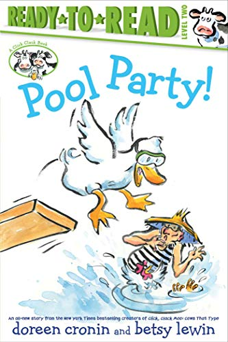 Pool Party! (A Click Clack Book) (English Edition)
